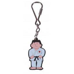 Porte-clés Judo/karate