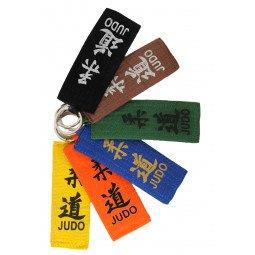 Porte-clés Ceinture de Judo