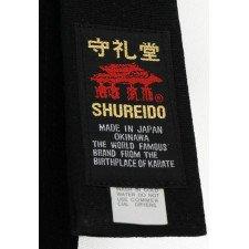 Ceinture Karaté Shureido coton