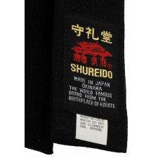 Ceinture Karaté Shureido Shotokan Karaté Do coton