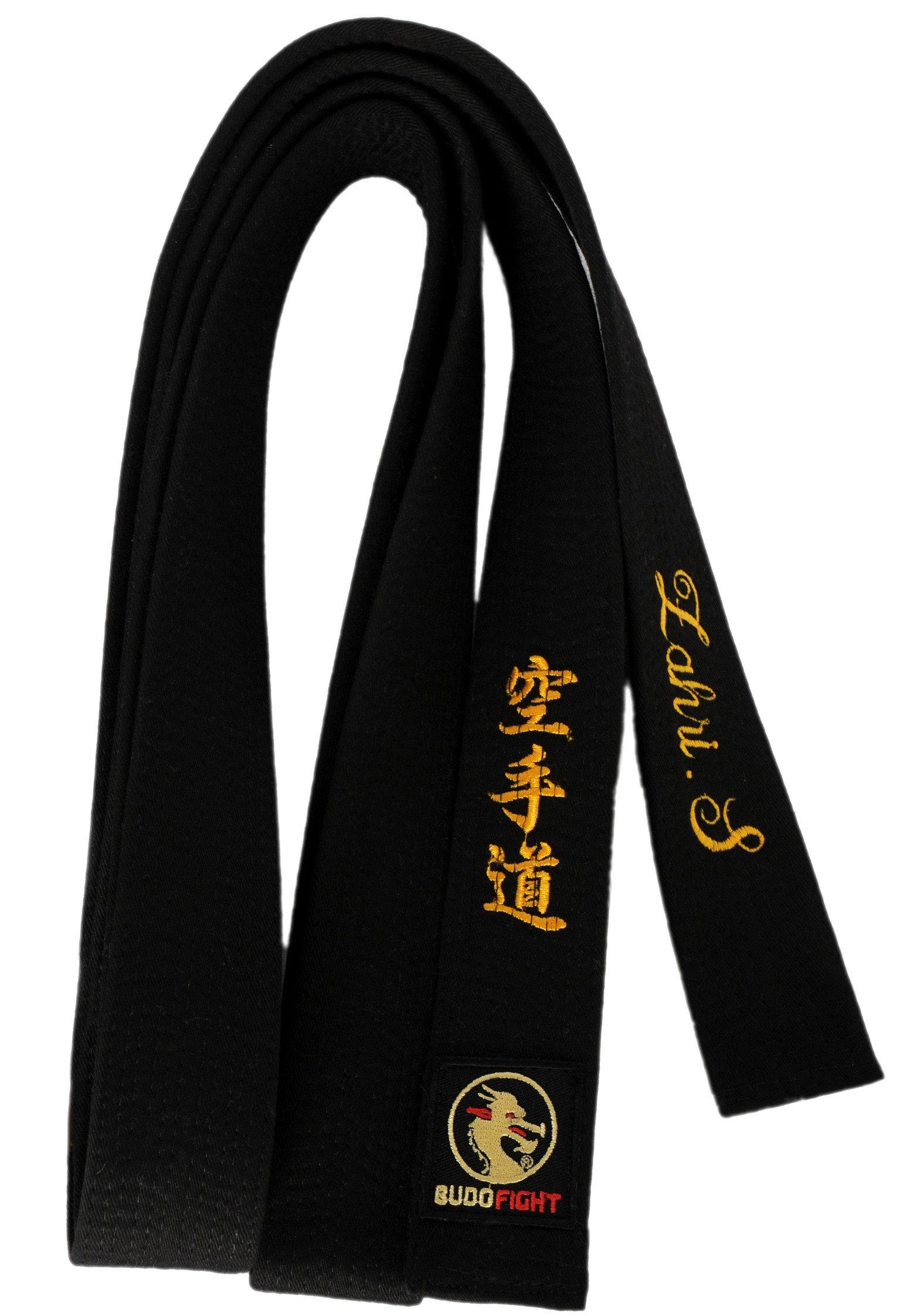 Ceinture Karaté Brodée Karate Do