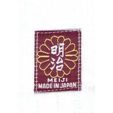 Obi Aikido Blanc Importation Japon