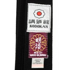 Ceinture Aikido Importation Japon Certifiee Kodokan