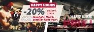 Happy Hours : K.O. sur les prix