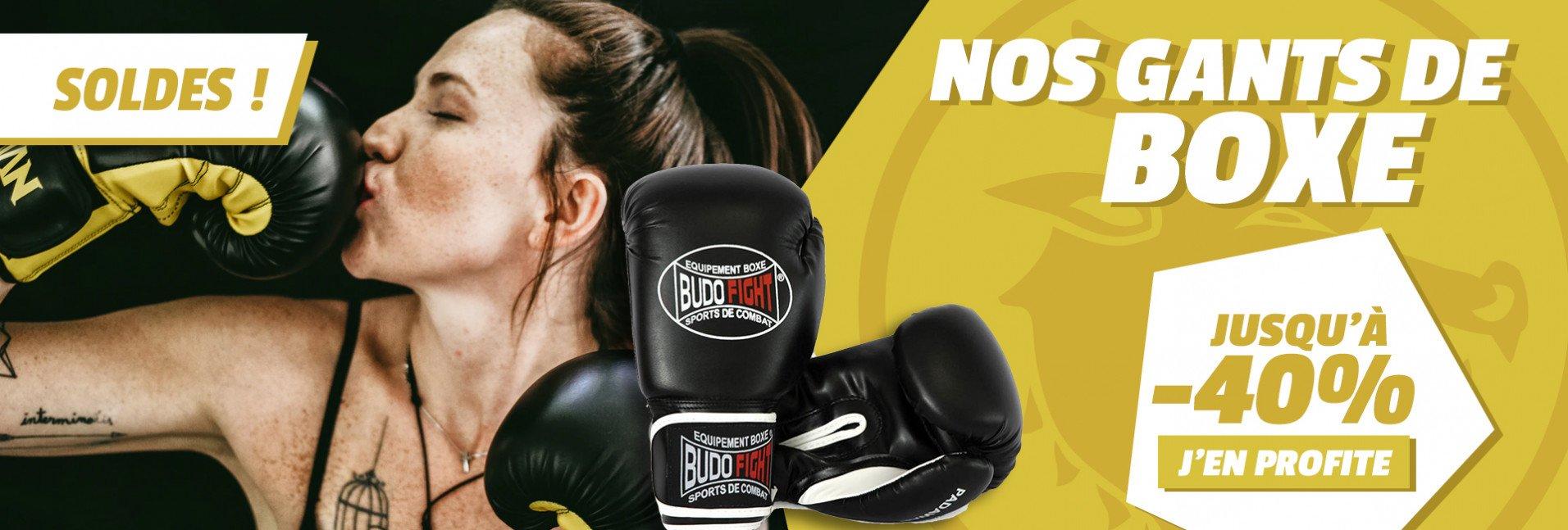 Budo Fight : Boutique Arts Martiaux et Sports de Combat