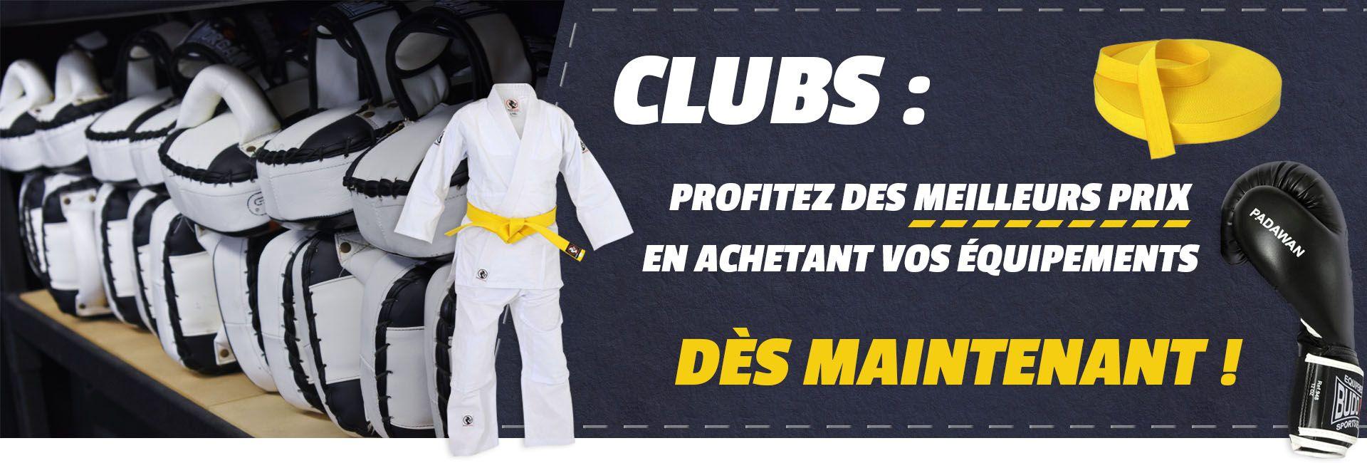 Spécial Club Fin de Saison : équipez-vous au meilleur prix !