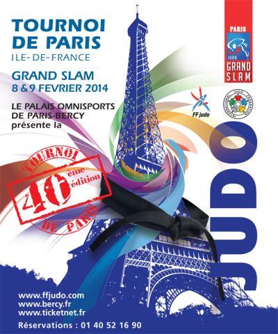 Affiche du TPIF Bercy le weekend du 8 & 9 Février